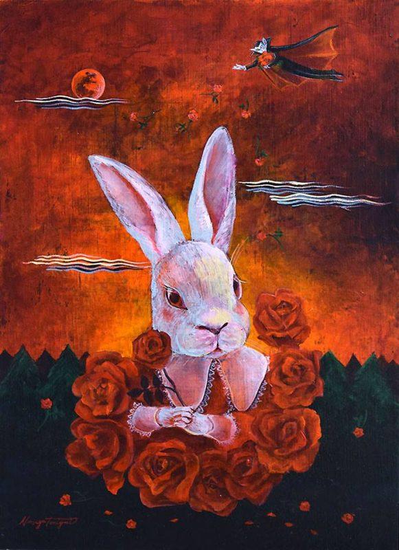 ウサギに 恋した伯爵
