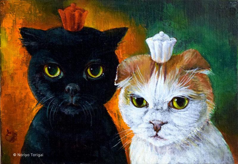 キティと スノードロップ