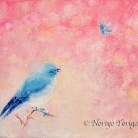 小鳥はとっても歌が好き